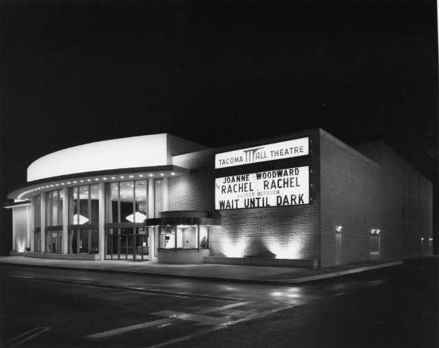 Tacoma Mall Theatre, October 1968