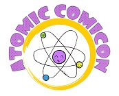 atomic comicon logo