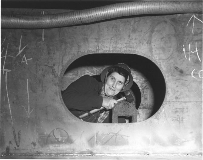 Image of a shipfitter's helper