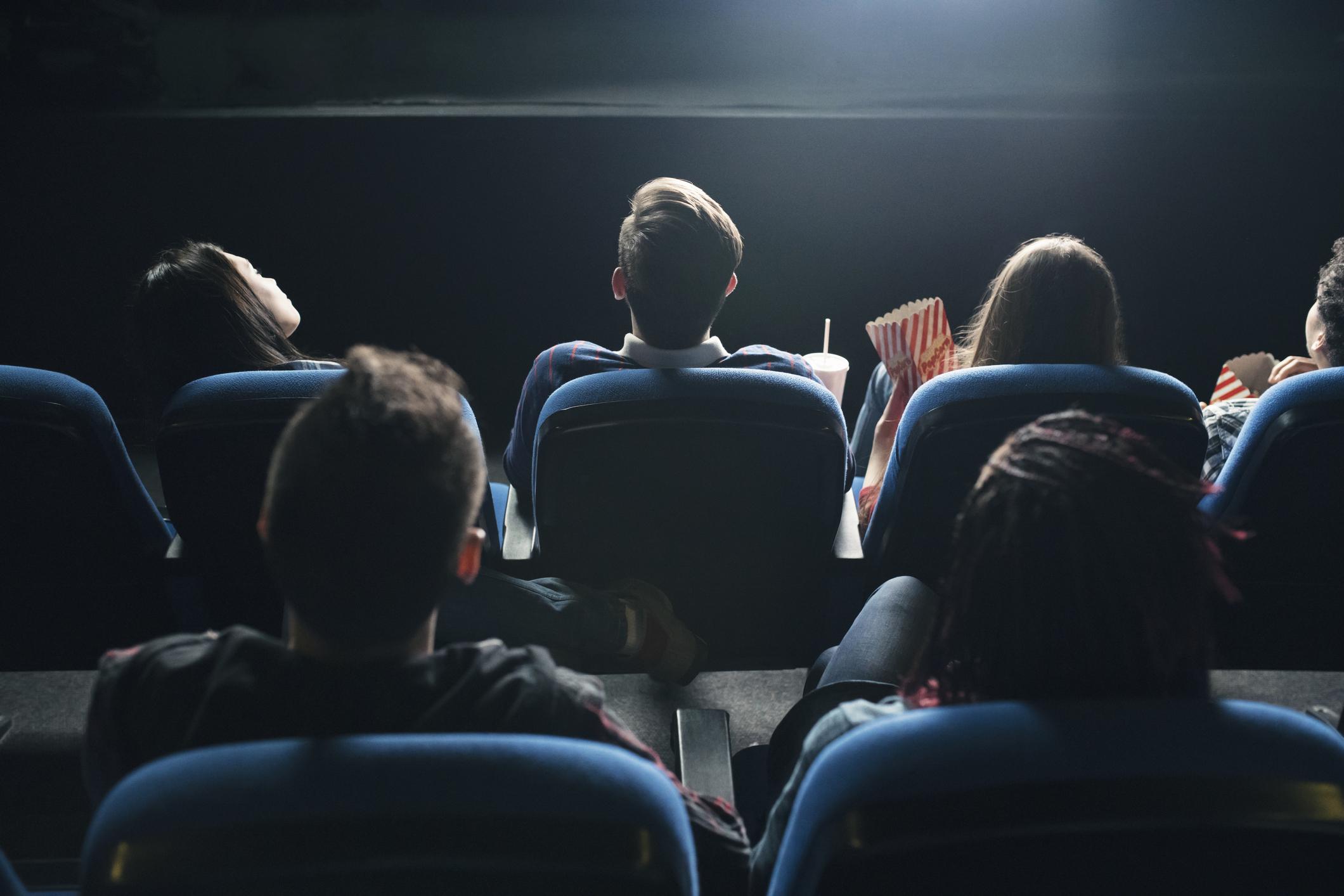 Friday Movies at Main | Tacoma Public Library