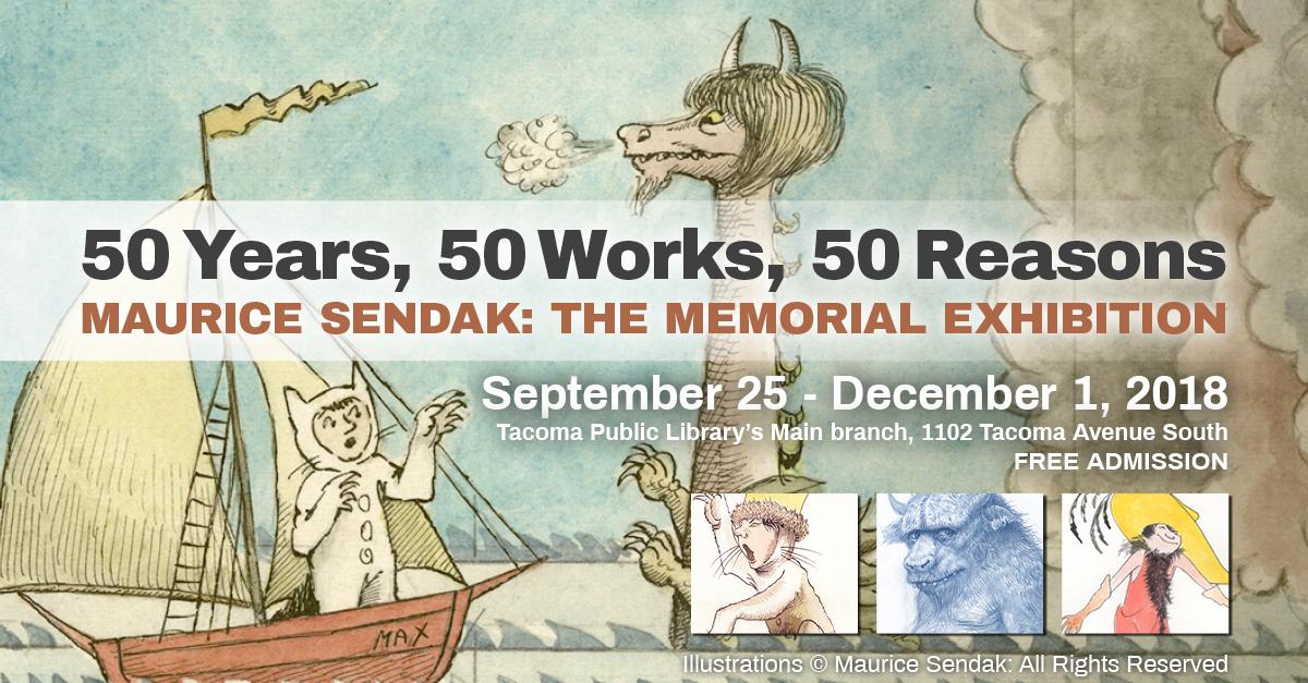 Where The Wild Things Are – Maurice Sendak: The Memorial