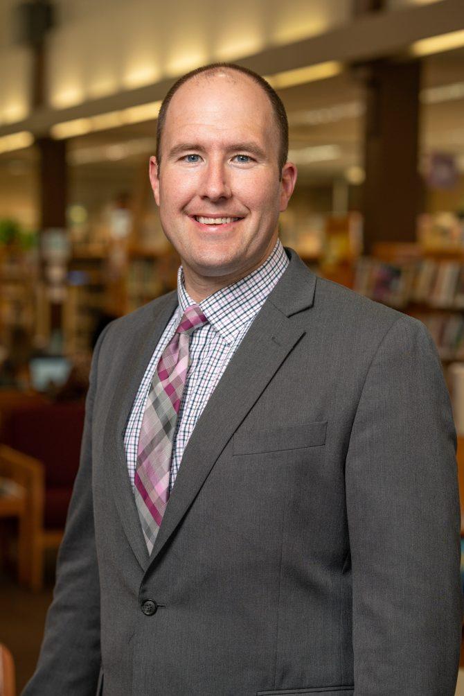 John Hines, Trustee