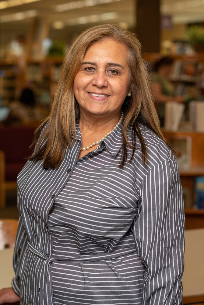 Sara Irish, Vice President