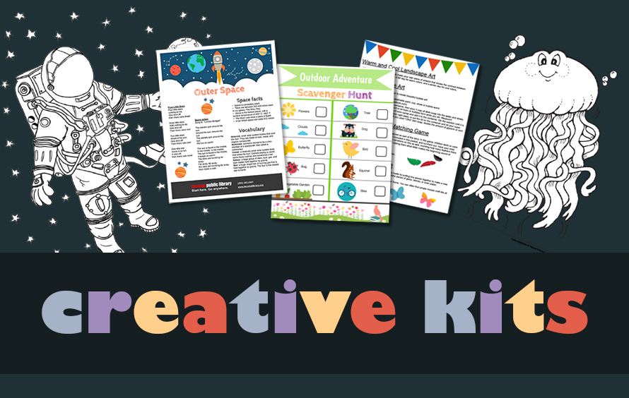 creative kits promo web