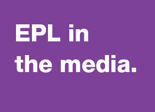 EPL in the media.