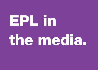 EPL in the media.