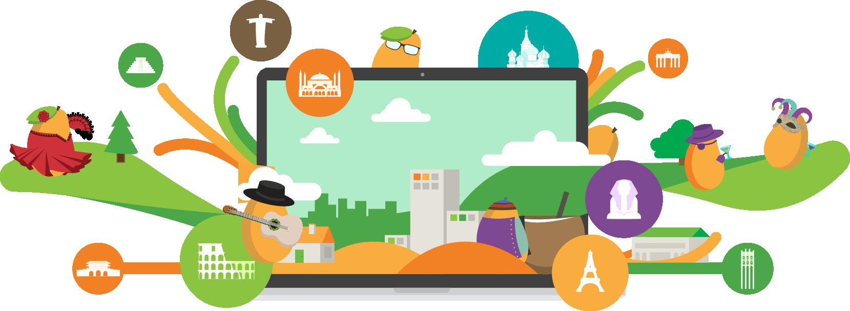 Mango Language Learning - free online language courses