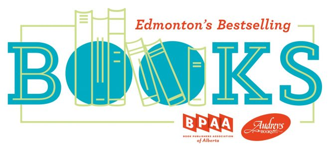 Edmonton Bestseller List - Audreys Books