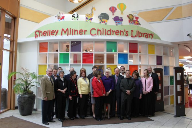 Shelley Milner Children's Library