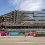 Stanley A. Milner Library in May 2018