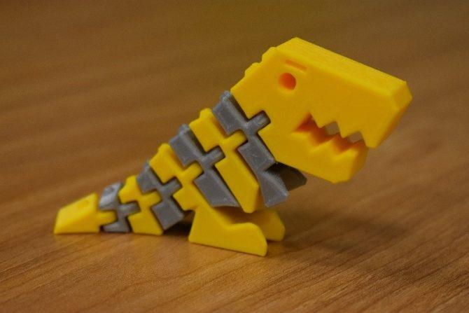 Ultimaker-3D-Printer sample