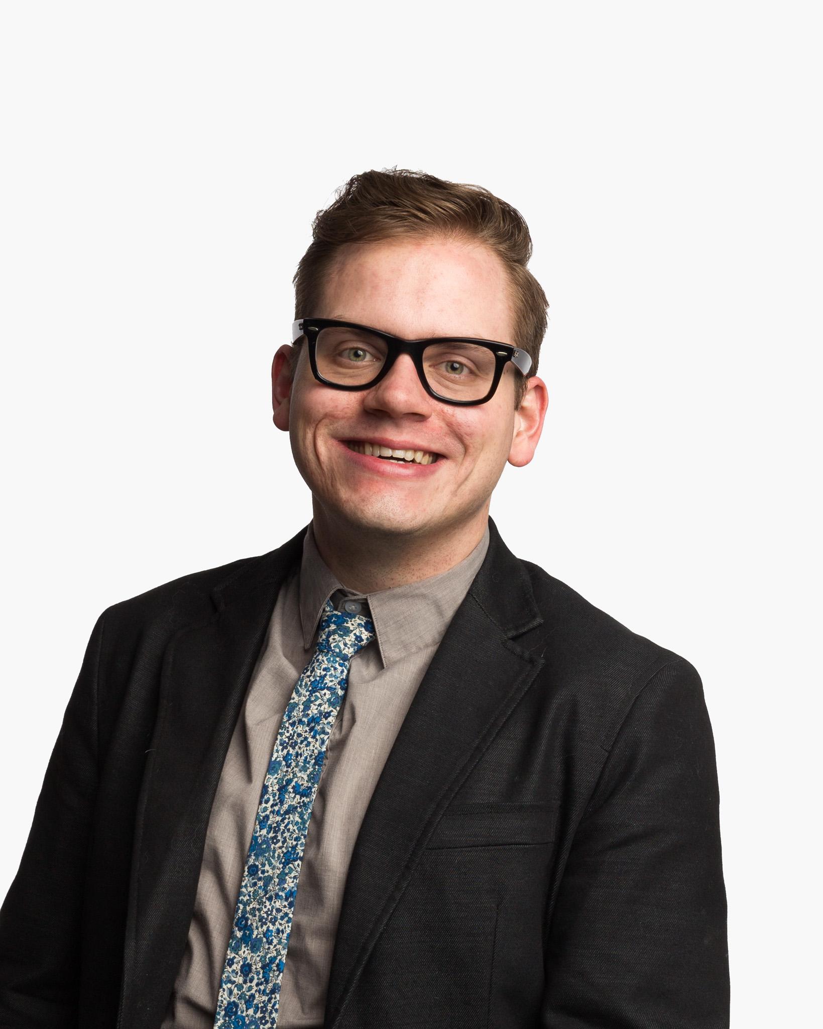 EPL Writer in Residence for 2019, Matthew Stepanic.