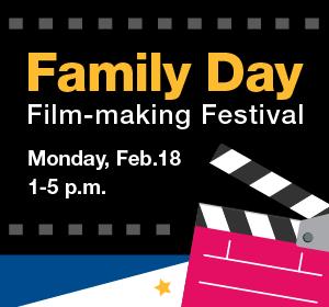 Family Day Film-making Festival