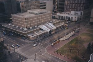 Stanley A. Milner Library in 1996