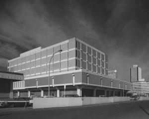 Centennial Library, 1967