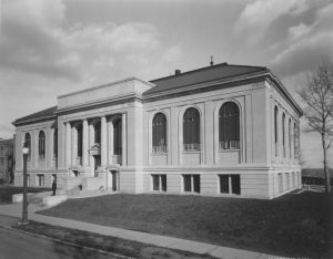Main Library in 1925