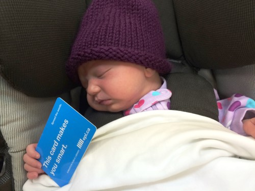 Welcome Baby | Edmonton Public Library