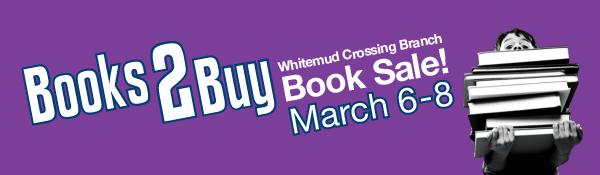 <p>books2buy WMC book sale</p>