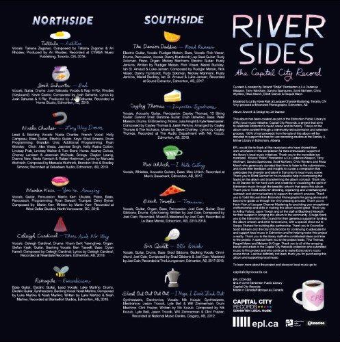 Riversides Album Artwork Insert 2