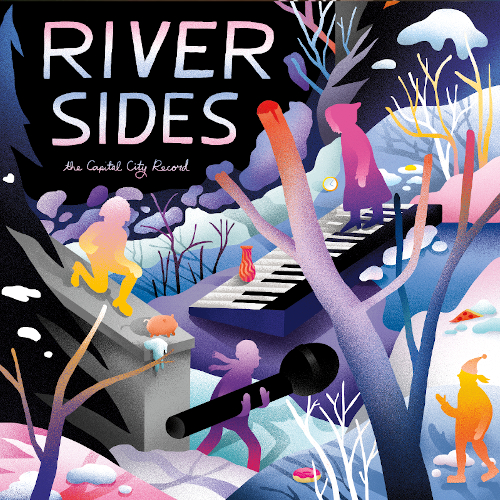 Riversides Album Artwork Front