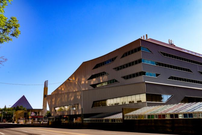 Milner Library, 2020