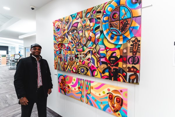 Fusion of Culture and Dreams by Gibril Bangura