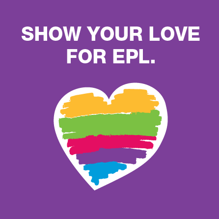 Show Your Love For EPL.