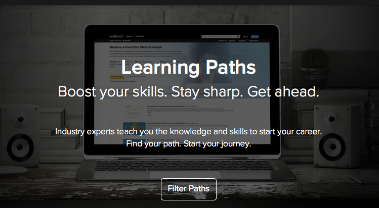 Learning Paths on Lynda com | King County Library System