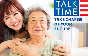 Talk Time: Take Charge of Your Future