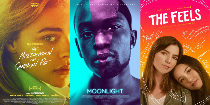 The Miseducation of Cameron Post, Moonlight, and The Feels,
