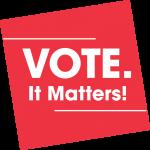 VOTE It Matters logo