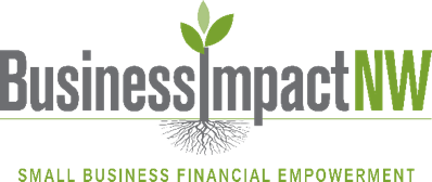 Business Impact NW Small Business Financial Empowerment logo