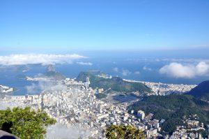 Christ the Redeemer, Corcovado, Rio de Janeiro, Brazil. Source: Mike Vondran, Flickr.