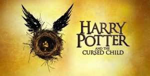 Poster for Harry Potter and the Cursed Child.