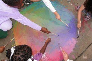 """5716 Multicolored world"" Source: lorisrandom, Flickr."