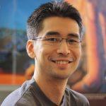Photo of author Kazu Kibuishi.