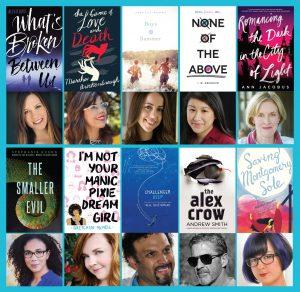 YANovCon authors & their books.