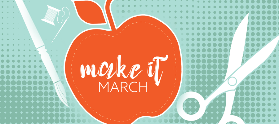Make it March