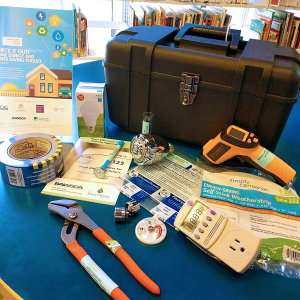Check It Out! Energy and Water Saving Toolkits.