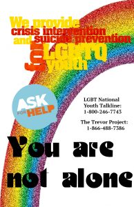 Teen Mental Health Poster Contest Winner