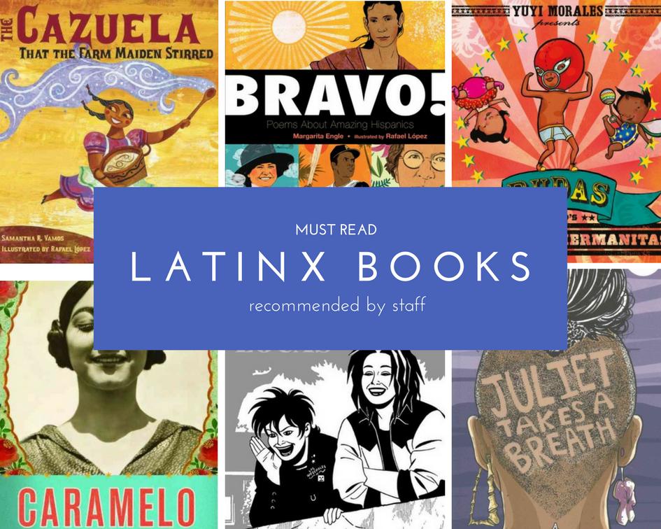 Must Read Latinx Books