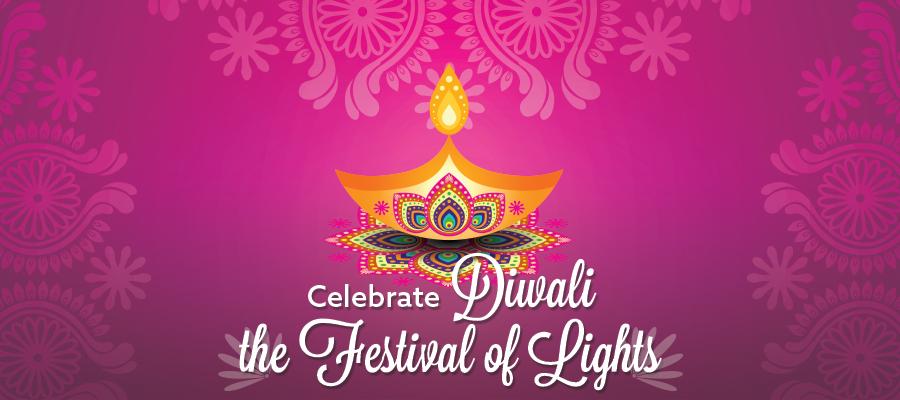Celebrate Diwali the Festival of Lights
