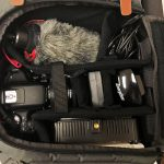 Camera Kit Packed Up