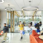 Interior Shot of Teen Lounge at Half Moon Bay Library