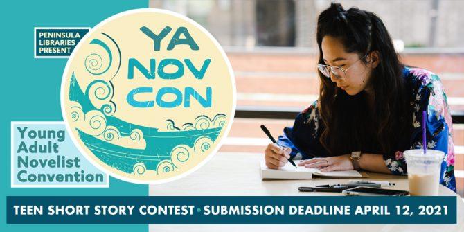 YANovCon Teen Short Story Contest