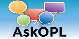 Ask OPL