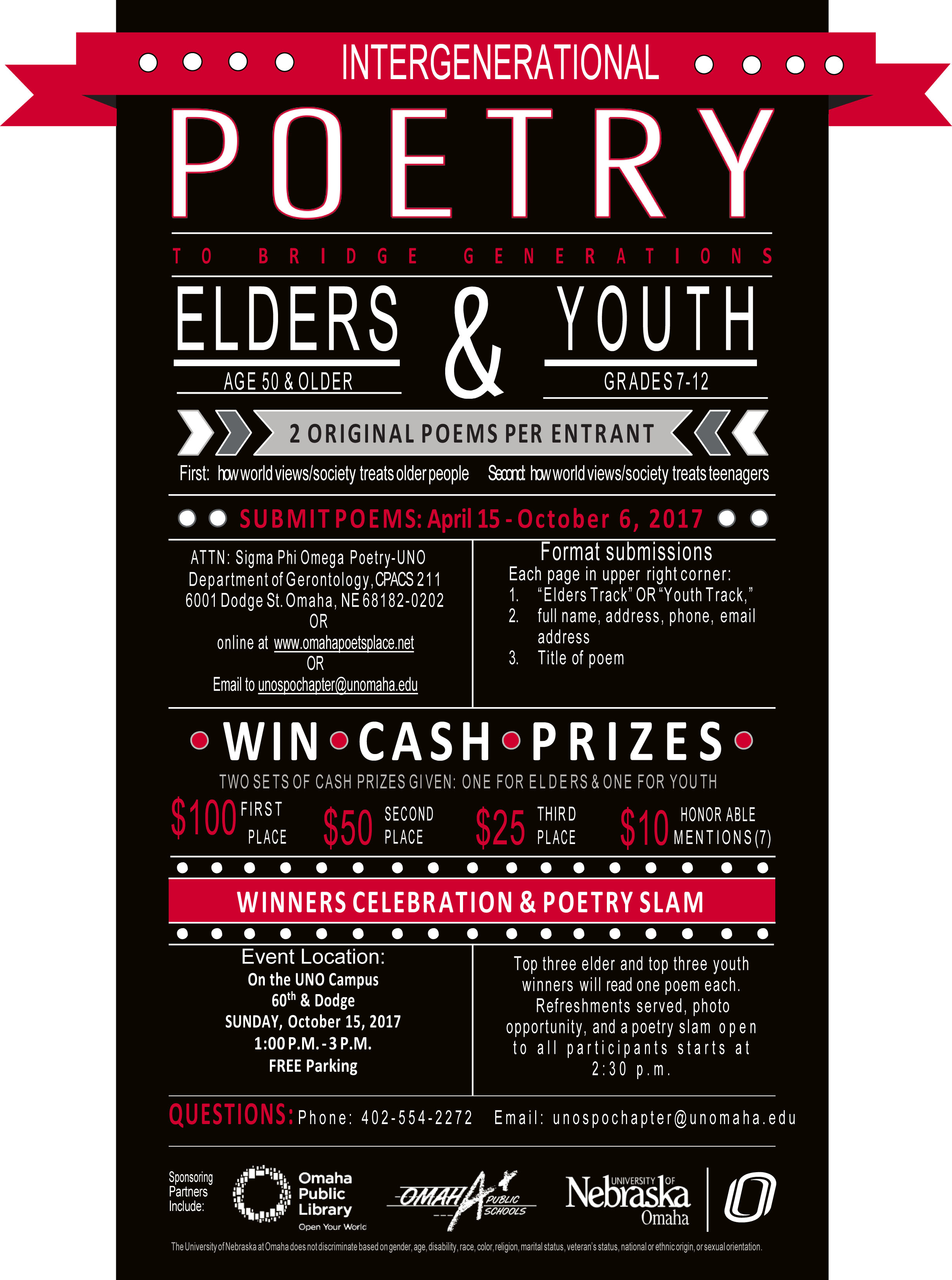 Phrase poetry writing contests for teens