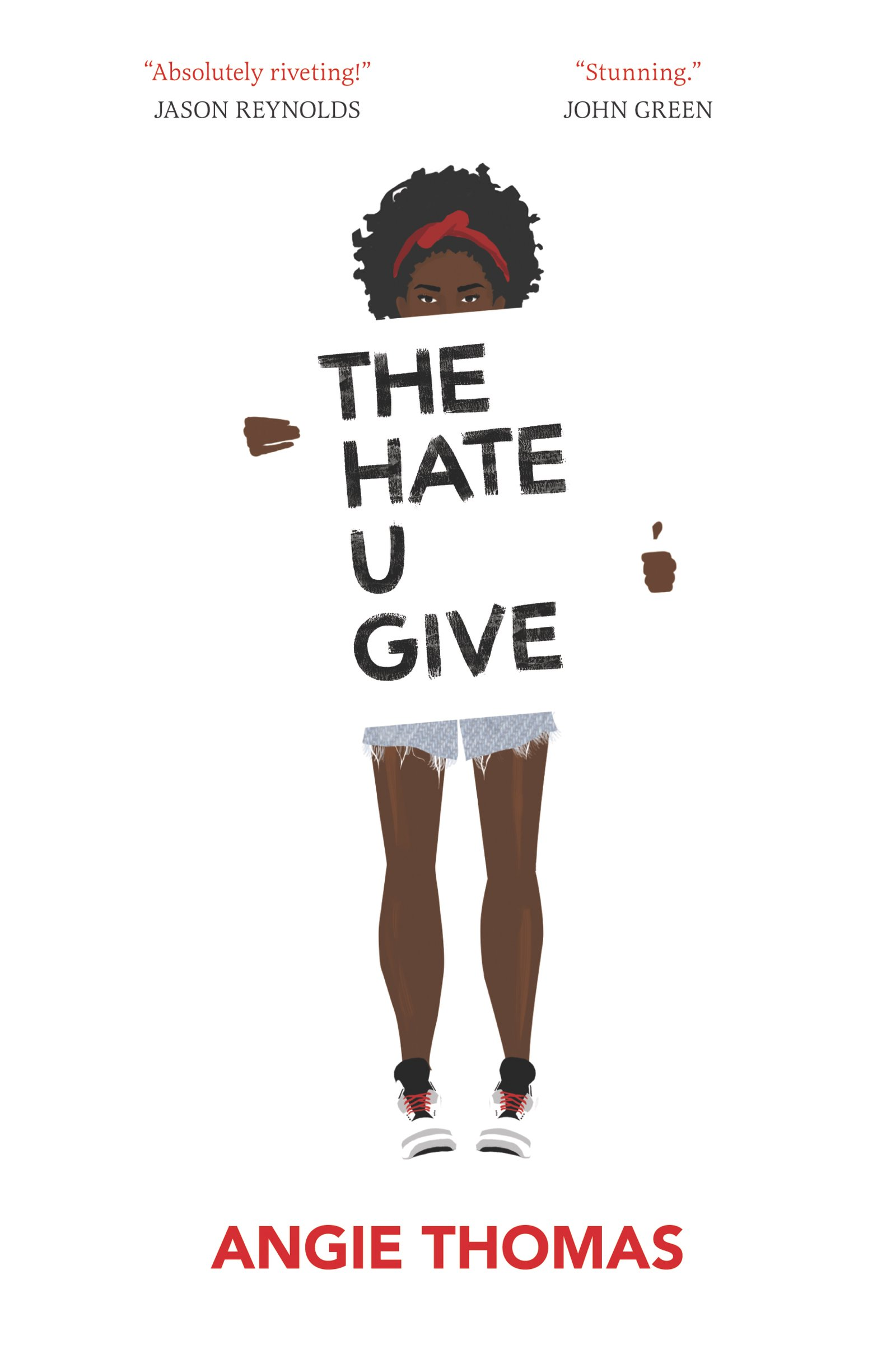 book-thehateugive