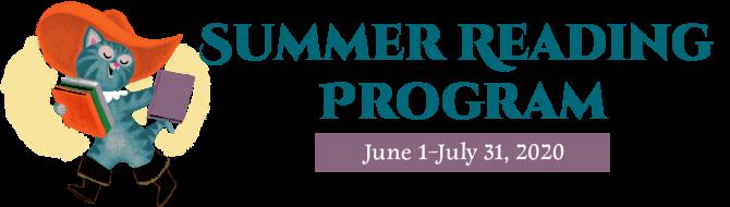 Summer Reading Program Header