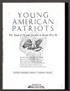 Young American Patriots of North Carolina